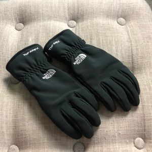 NWOT! The North Face Women's Black Gloves!